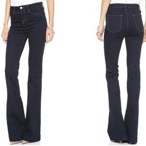 J Brand The Doll High Rise Bell Bottom Jeans 26